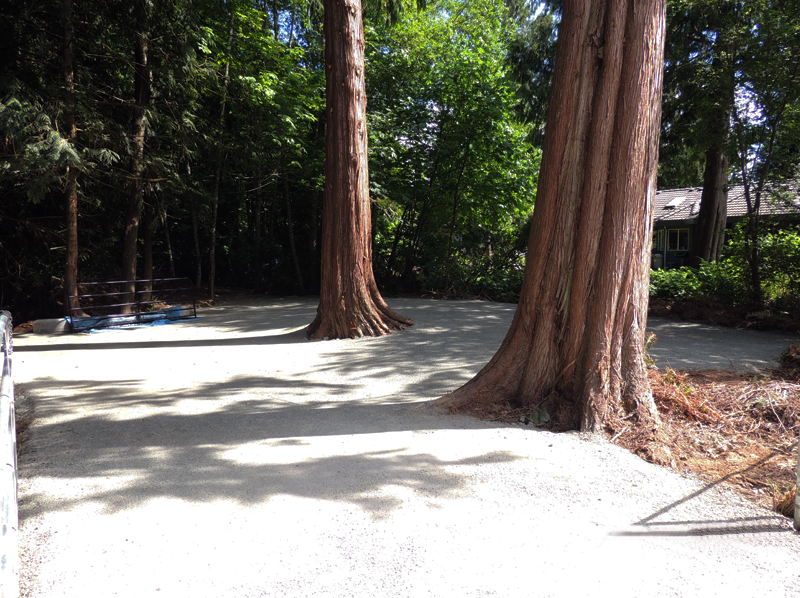 driveway construction victoria cowichan valley gulf islands