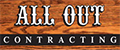 All Out Contracting Logo