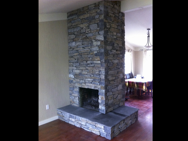 rock chimney construction victoria cowichan valley gulf islands